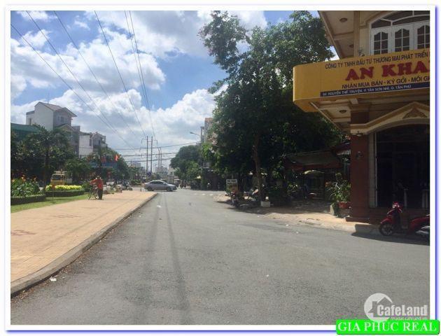 Bán Nhà MT Nguyễn Thế Truyện Tân Sơn Nhì 4x15m 2Lầu ST Giá 10.7 Tỷ TL