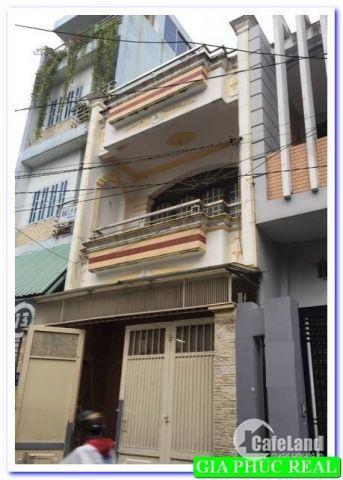 Bán Nhà Hẻm KD Tân Kỳ Tân Quý P.Tân Sơn Nhì 4x15m 1 lầu ST giá 5.85 Tỷ TL
