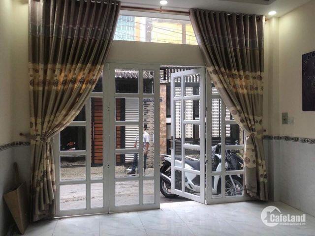 Bán Nhà HXH Vườn Lài P.Phú Thọ Hòa 4,7x9m 1 lầu Giá 3,95 Tỷ TL