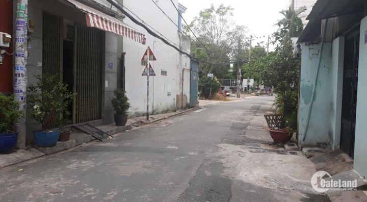Nhà Đường Dương Văn Dương Quận Tân Phú 4,3 x 12,3 nhà Đúc 3 tấm giá bán 5,2 tỷ