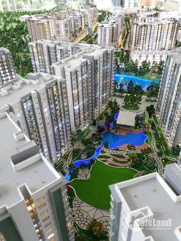 Bán sang nhượng lại căn hộ 1PN, sắp bàn giao, quận Tân Phú