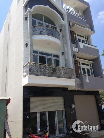Nhà mới keng khu nội bộ Tây Thạnh, Tân Phú, 60m2, 3 lầu, sổ riêng.