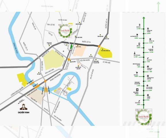 Tưng bừng mở bán dự án siêu HOT, giá siêu RẺ tại Linh Trung, Thủ Đức, giá chỉ từ 800tr/căn 2PN