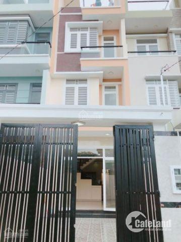 Bán nhà Đường Số 10 ngay CoopMart Bình Triệu, Q. Thủ Đức DT 85m2, 1 Trệt 3 Lầu. Cách sân bay 15p