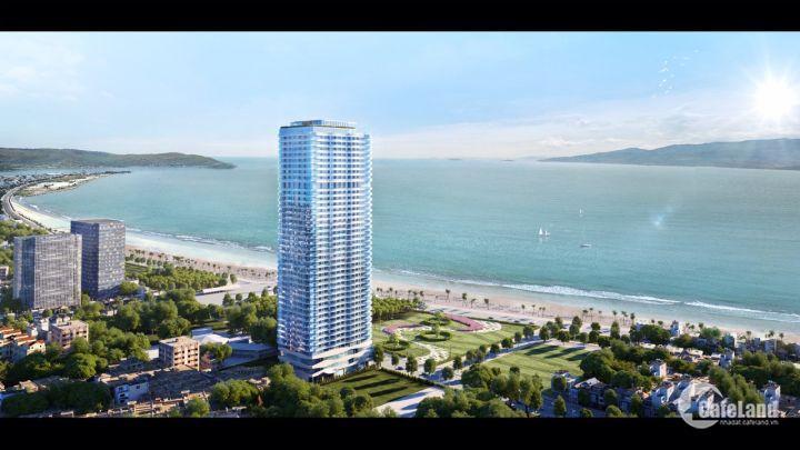 căn hộ cao cấp ngay mặt biển chỉ từ 450 triệu.