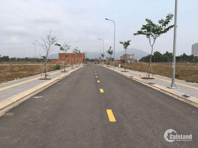 Đất nền ngay khu dân cư mặt tiền Quốc Lộ 51 xây dựng tự do