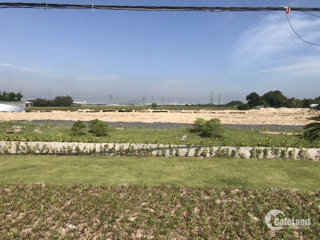 Đất cạnh KCN lớn dân cư đông đúc chỉ 9tr/m2