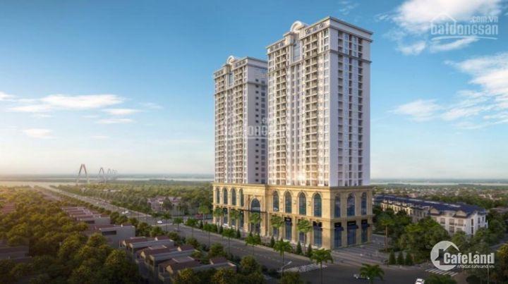 Chỉ từ 36 triệu/m2 sở hữu ngay siêu dự án Tây Hồ Residence 68A mặt đường Võ Chí Công - 096.5859.650