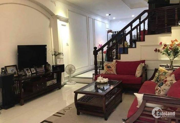 Nhà đẹp Võng Thị 43 m2x5T, mặt tiền 6m nở hậu 6,1m chỉ 3,45 tỷ.