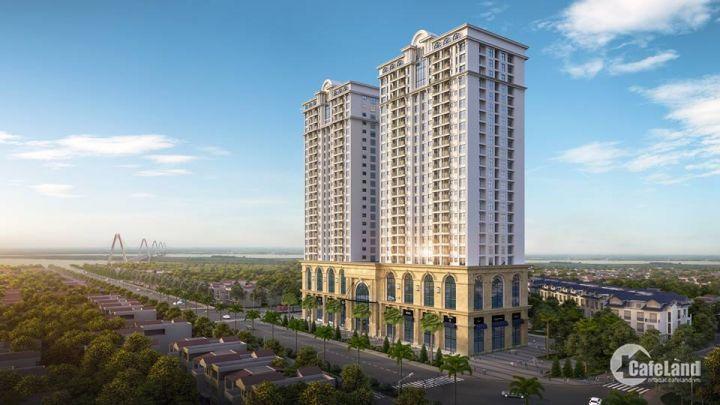 Bán căn hộ Tây Hồ Residence đường Võ Chí Công,Cách Hồ Tây 300m.Căn 2PN giá 2,2 tỷ. Căn 3PN giá 3 tỷ