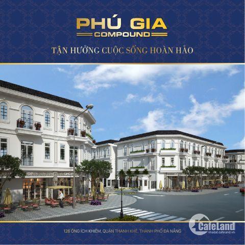 Phú Gia Compound- Tận hưởng cuộc sống Hoàn Hảo