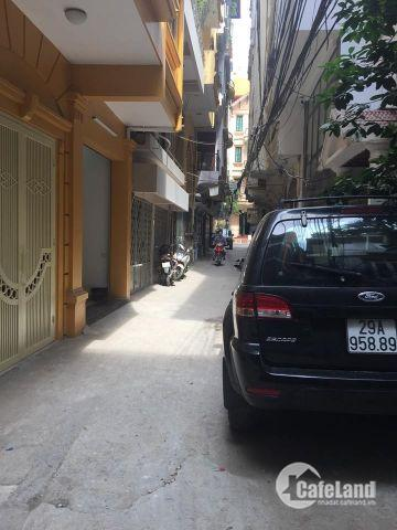 Bán nhà đẹp ô tô đỗ cửa phố Lê Trọng Tấn 35m2*5 tầng, giá 3,8 tỷ