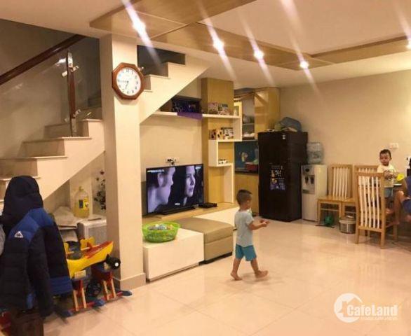 Bán nhà mới tinh siêu hót mặt ngõ Vũ Tông Phan 52m 4T.Giá 4,8 tỷ.