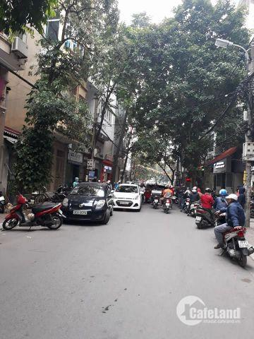 Nhà Lê Trọng Tấn-Thanh Xuân,mặt ngõ to như mặt phố. DT 65m2 x 6T ,thang máy, gara ô tô.