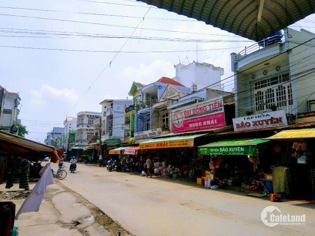 dự án chợ Bò Ót giá 567tr/nền 60m2 tại Thốt Nốt- Cần Thơ