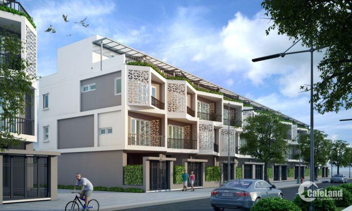 Đầu tư sinh lời ngay vị trí nhà phố trên mảnh đất vàng KDC chánh nghĩa TP TDM