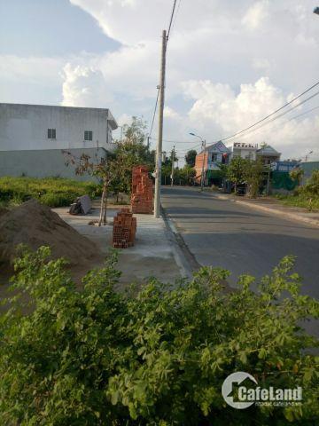 Cần bán lại lô đất nằm ngay trung tâm hành chính thị trấn Thủ Thừa,Long An