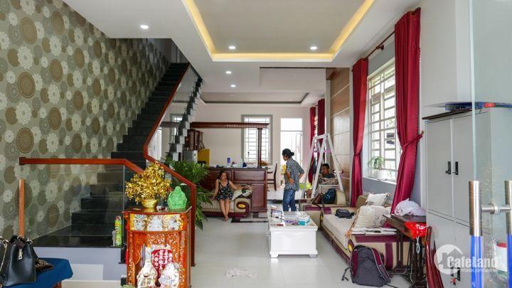Thanh Lý Nhanh Căn Nhà 1 trệt, 1 lầu cùng nền đất 75m2 giá rẻ ngay vòng xoay An Phú.