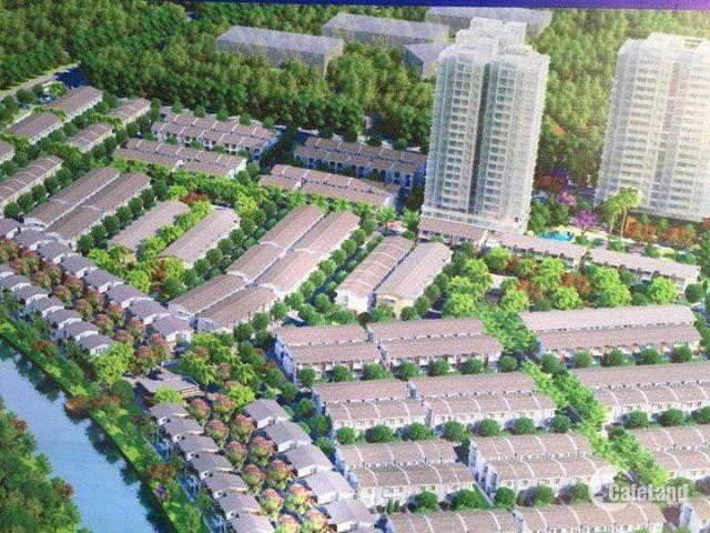 Mở bán dự án Sakura Garden - Khu đô thị bắc sông cấm