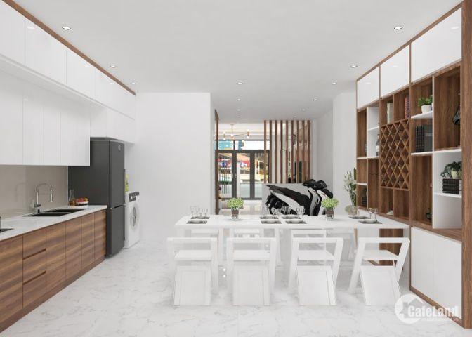 1.8 tỷ/căn bạn sở hữu ngay nhà phố cao cấp 1 trệt 2 lầu ngay khu du lịch Thác Giang Điền