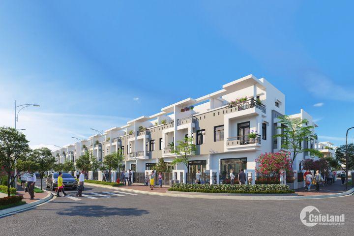 Bán nhà phố tiêu chuẩn resort ngay trung tâm Thành phố Biên Hòa