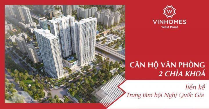 """DUAL KEY OFFICEL – """"Ngôi sao"""" mới của làng bất động sản Thủ đô.0971268778"""