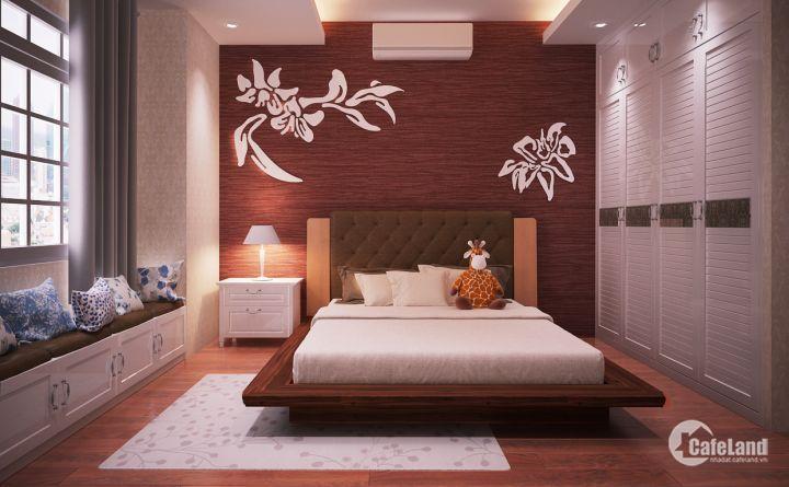 Chính chủ bán căn hộ Golden Palace Mễ Trì 117m2, căn 3 phòng ngủ, 3 ban công full nội thất giá 4,1 tỷ