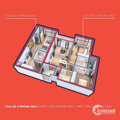 Cần bán căn hộ đa năng 2 chìa khóa W11209 tòa West 1 - dự án Vinhomes West Point
