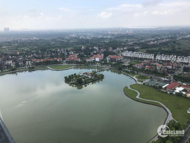 Chính chủ bán CH tòa A6 căn góc 112 m2 view hồ điều hoà đẹp nhất dự án An Bình City. LH: 0984.922.983