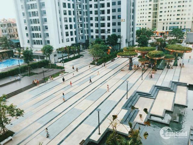 Bán căn hộ 2PN view quảng trường khu Saphire, dự án Goldmark City giá chỉ 1.8xx tỷ - LH: 0912870973