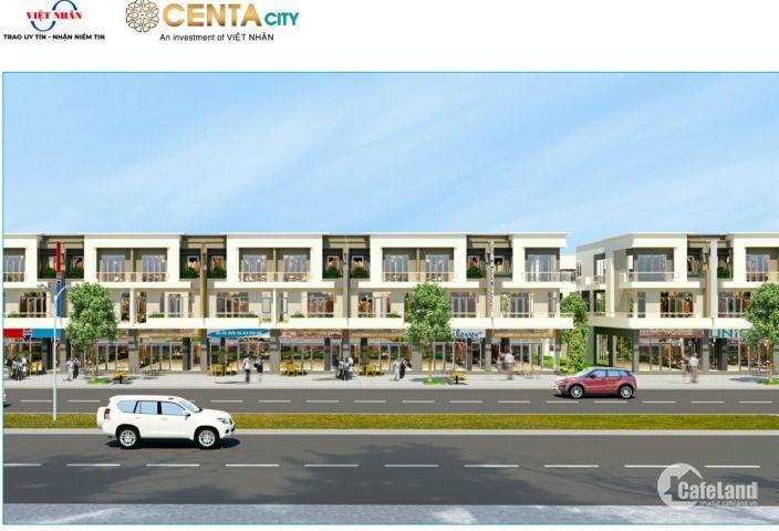 Chủ đầu tư và phân phối độc quyền Centa City - BĐS Việt Nhân Bắc Ninh