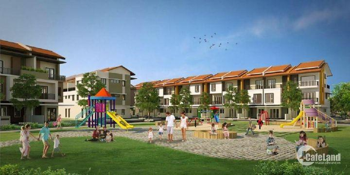 SHOPHOUSE nằm trong khu đô thị SINGAPORE chuẩn mực đẳng cấp giá chỉ từ 3,6 tỷ.