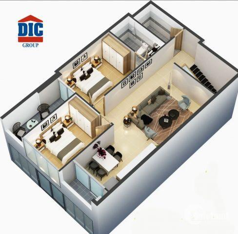 Căn hộ Gateway Vũng Tàu do Dic Corp sắp được tung ra thị trường.