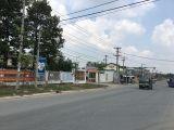 Bán 100m2 đất mặt tiền đường nhựa 16m thông với trục đường chính DT746, Khánh Bình, Tân Uyên, BD