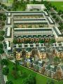 BÁN SHOPHOUSE VĂN HOA VILLAS nằm ngay vị trí đắc địa của trung tâm thành phố Biên Hòa