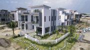 Biệt thự song lập Bella Villa, ngay chợ thị trấn Bến Lức, chỉ 2,2 tỷ căn, mặt tiền Tỉnh Lộ 824