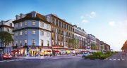 Nhà phố châu Âu trong lòng Đà Nẵng, mặt tiền đại lộ 60m Nguyễn Sinh Sắc