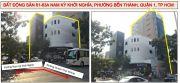 2MT Nam Kỳ khởi nghĩa – Huỳnh Thúc Kháng, P. Bến Thành, Q.1, DT: 820m2, Giá 750 tỷ