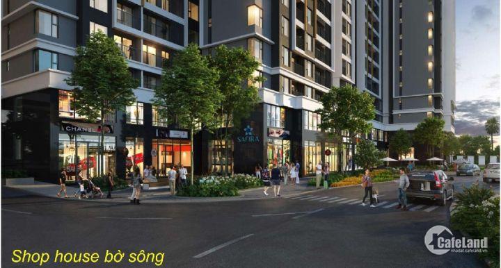 Căn hộ Sapphira Khang Điền , mở bán đợt 1  giá chỉ 1.27 tỷ/căn , CK lên đến 7% .
