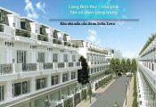 Nhà phố Tp Tân An 56m2 giá chỉ 550 triệu