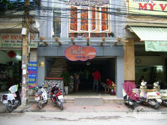 Cho thuê cửa hàng mặt phố Hàng Bún 100m2, mặt tiền 5m, giá thuê 50tr/tháng