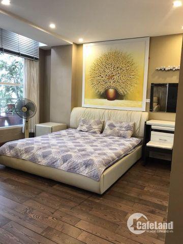 Cho thuê căn hộ cao cấp, full nội thất tại 168 Trấn Vũ , Hà Nội