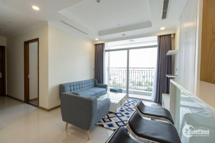 Căn hộ 3PN, DT 118m2, đầy đủ nội thất, phòng khách rộng, đối diện Landmark 81, cho thuê 27.5tr/tháng, bao phí quản lý LH: 0931.46.77.72