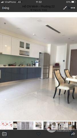 Vinhomes Central Park, Cho Thuê Căn hộ 1 PN - 51 m2 - giá tốt 700$/ Tháng