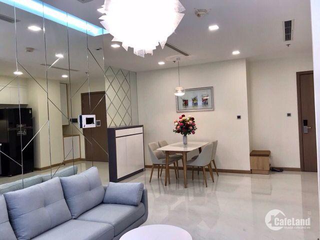 CH cho thuê tại Vinhomes, 2PN full nội thất mới 100%, nhà cực đẹp, tầng cao thoáng đãng giá 20tr/tháng . LH: 0931.46.77.72