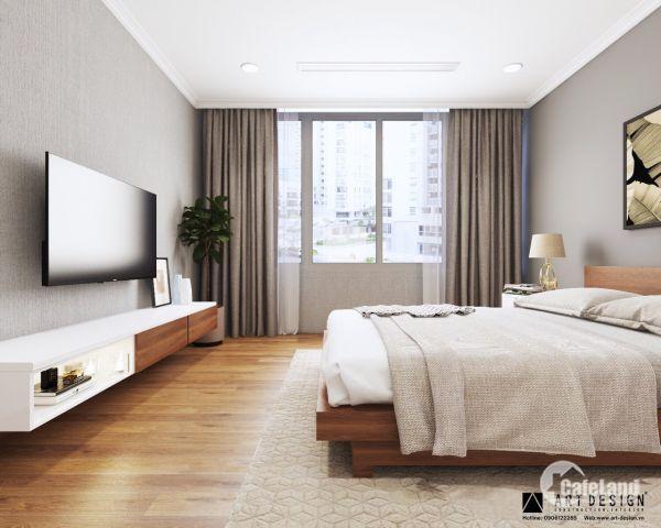 Cho thuê CH 3PN full nội thất giá tốt, view công viên, tầng cao thoáng đãng, tòa Landmark thuận tiện, Giá chỉ 27.5 triệu/tháng . LH: 0931.46.77.72