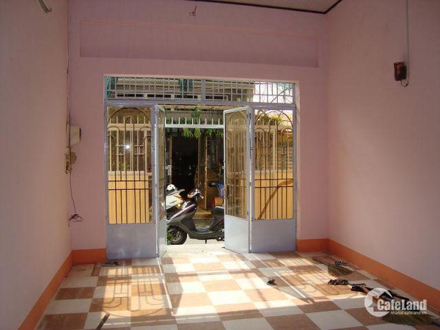 Cho thuê nhà nguyên căn 60m2 đường Nơ Trang Long, P.13, Bình Thạnh