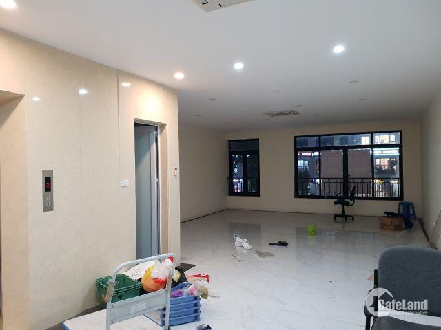 Chính chủ cho thuê nhà mặt phố Vũ Phạm Hàm,Cầu Giấy diện tích 150m2  4,5t giá 80tr