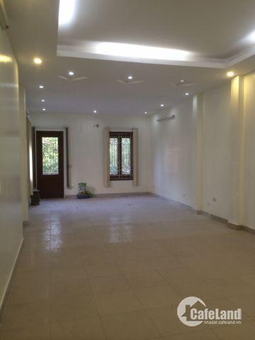 Cho thuê căn nhà 80m2 x 6 tầng Đường Hoàng Quốc Việt - Cầu Giấy