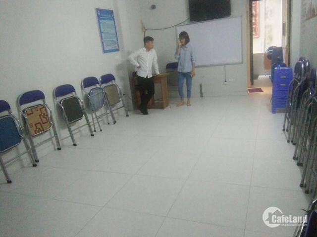 Còn trống 1 sàn văn phòng cực đẹp 45m2 tại Nghĩa Tân, Cầu Giấy .